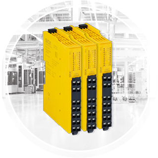 Safety relays / Evaluation unit ReLy