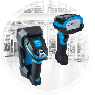 Mobile hand-held scanners ZS36x8 DPM